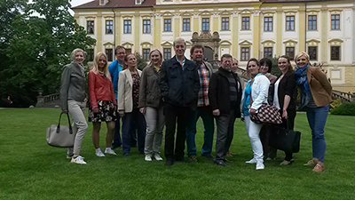 MICE Trip for event and conference experts around the Ústecký and Carlsbad region - 25. – 27. 5. 2016